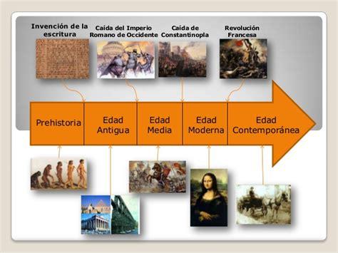historia universal del la 8499089496 las etapas de la historia universal