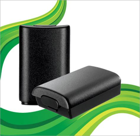 Battery Pack Xbox 360 Rechargeable xbox 360 rechargeable battery 2 pack
