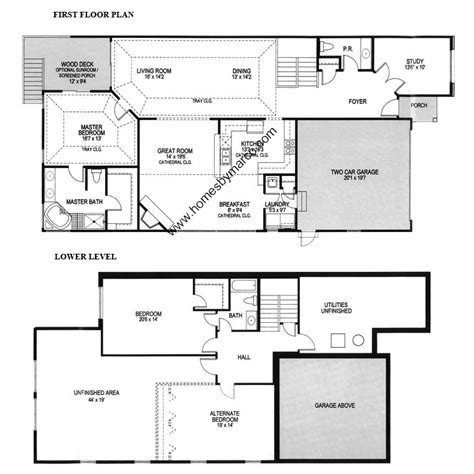 homes by marco floor plans terra villa subdivision in crystal lake illinois homes