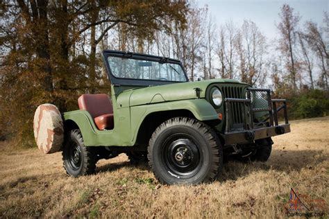 1963 Jeep Cj5 Willys