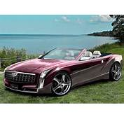 Thread OpEd CT3 Two Tone Convertible  Playing With Cadillac Styling
