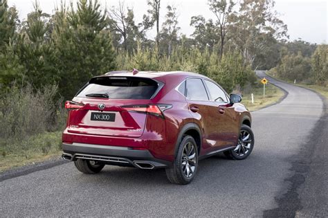 red lexus 2018 lexus nx 2018 review carsguide