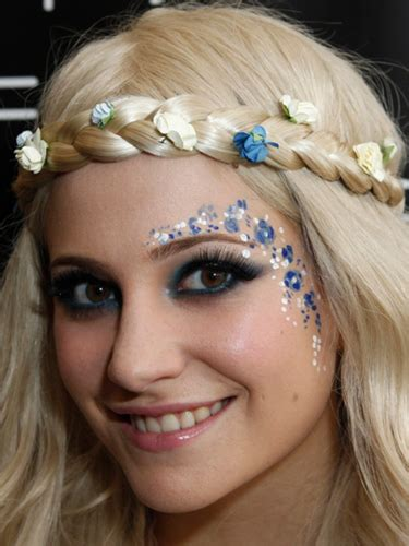 10 Steps To Festival Make Up by Festival Makeup Mugeek Vidalondon