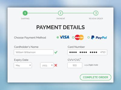 make credit card payment with another credit card 100 days of ui day 004 credit card payment by sahar