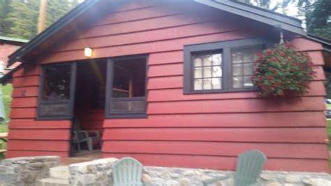 Miette Cabins cabin picture of miette springs resort jasper