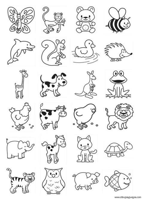 imagenes de animales aereos para colorear plantillas con dibujos de animales para pintar y recortar