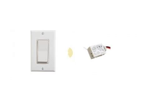 Basic Wireless Light Switch Kit by Basic Wireless Light Switch Kit Illumra