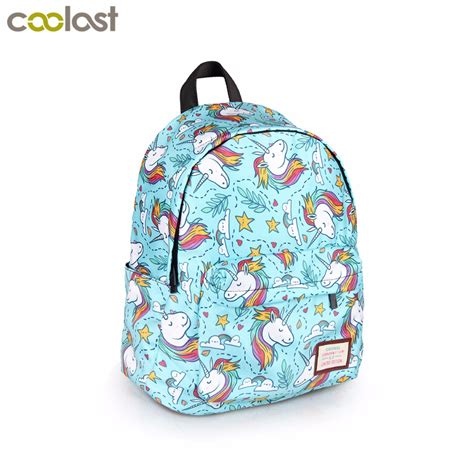 imagenes de mochilas kawaii cartoon rainbow unicornio mochila para adolescentes ni 241 os