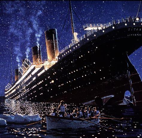 film titanic untergang untergang der titanic neues foto soll den eisberg zeigen