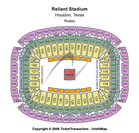 houston reliant stadium seating chart images and places pictures and info houston rodeo