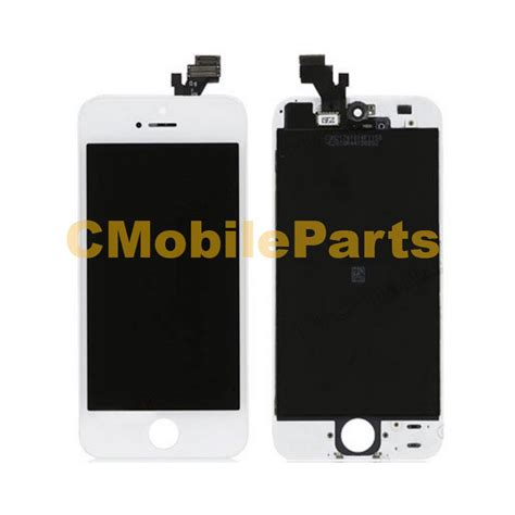Lcd Sony E6563 Z3 Plus Z4 Black Grade Aa iphone 5 white lcd touch screen a grade