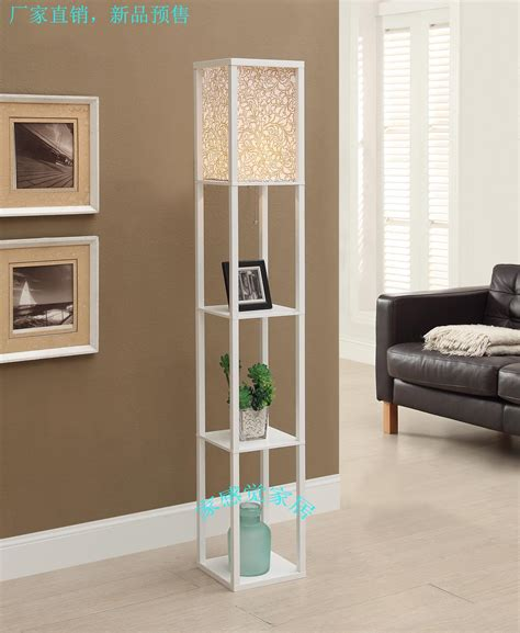 Shelf Floor L Shelf Floor L Shelf Floor L Large Floor L With Attached Shelf In The Style Of Dunbar Or Paul