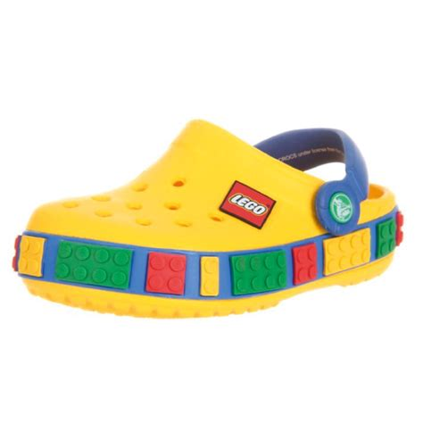 Crocs Band Lego crocs crocband lego backstrap clog toddler kid