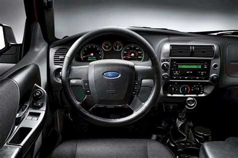 Ford Ranger Interior by 2011 Ford Ranger Review Specs Pictures Price Mpg