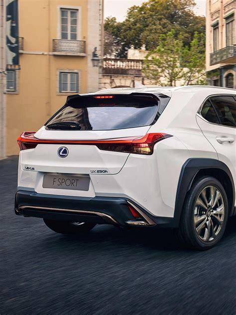 nuevo lexus ux  crossover premium lexus espana