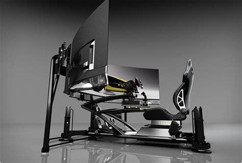 vesaro motion racing simulator