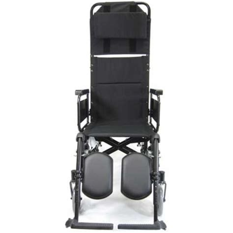 reclining transport chair karman ultra light reclining transport chair