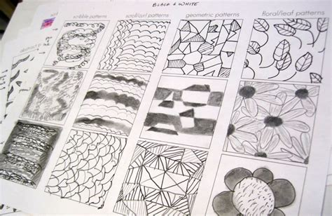 how to teach pattern in art art class with cassie private art lessons naperville