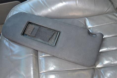 Sunvisor Cd A6 Moti service manual 1994 audi quattro sun visor repair for audi s6 s8 a6 a8 quattro inner sun