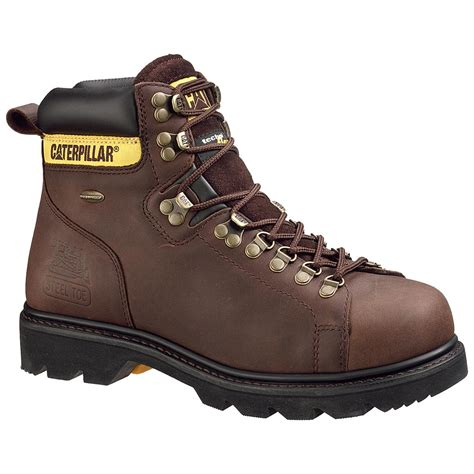 caterpillar s boots s caterpillar 174 alaska fx waterproof steel toe boots