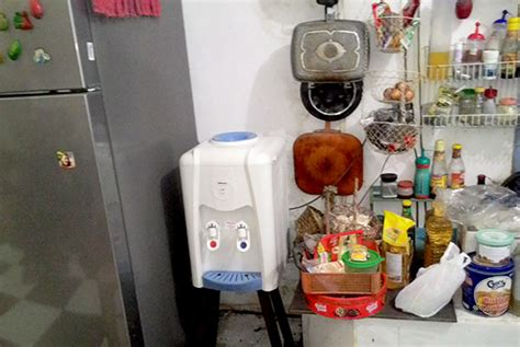Dispenser Yang Ada Pendinginnya kisah nyata cara penunggu menunjukkan keberadaanya di
