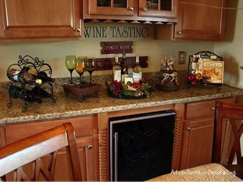 Kitchen Theme Ideas For Decorating by Wine Kitchen Themes On Wine Theme Kitchen