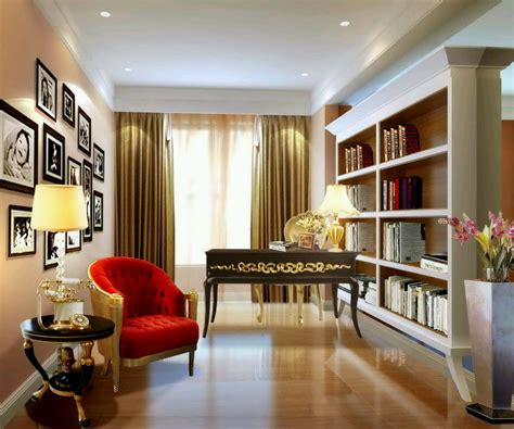 Modern study room furnitures designs ideas. ~ Furniture