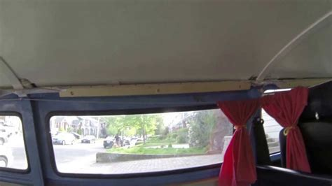 vw bus curtains diy vw love bus interior giving the hippie van some feng