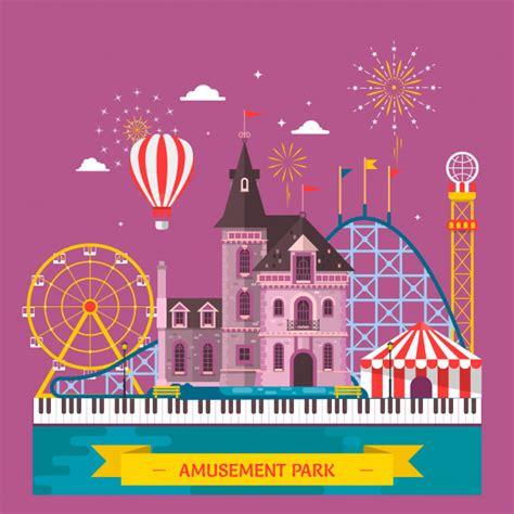 Ciudad Feliz Diversion Para Los Ni 195 177 Os Netlima Com | parque de atracciones con atracci 243 n y monta 241 a rusa carpa