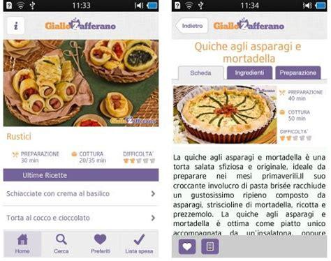 Cucina Italiana Giallo Zafferano by Quot Giallozafferano Quot Le Ricette Della Cucina Italiana Su