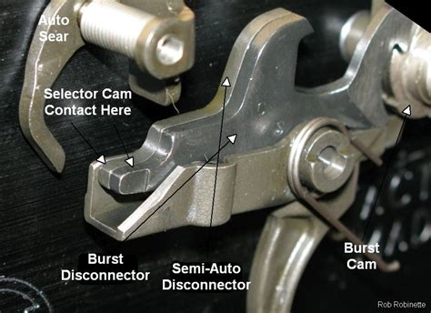 Ar 15 Modification Auto by M16 4 Way Selector Install Page 1 Ar15