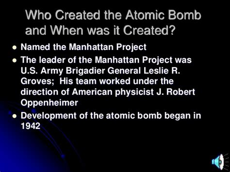 manhattan the army and the atomic bomb classic reprint books the atomic bomb slideshare version