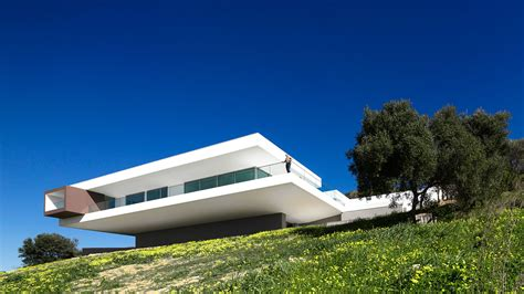 Dream Homes Floor Plans villa escarpa stunning bauhaus style home algarve