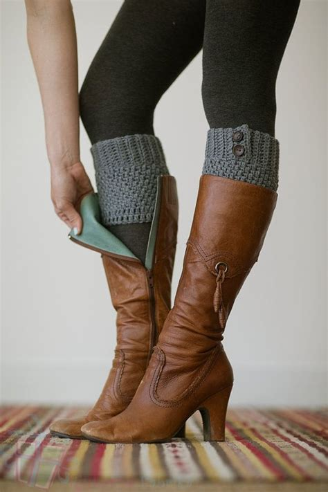 knit leg warmers for boots knitted boot cuffs faux leg warmers stylin
