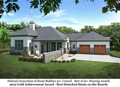 house plans for aging in place award winning aging in place house plans homesmsp