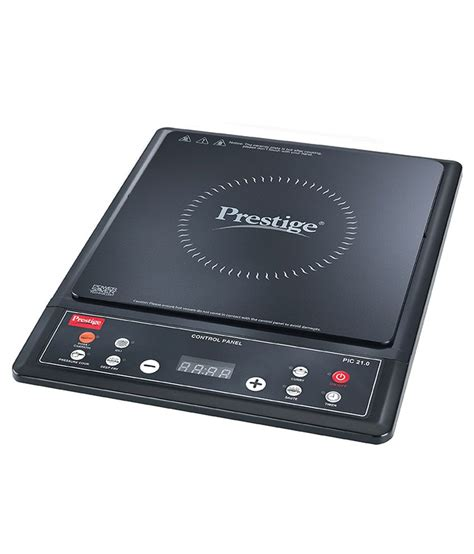 Prestige Pic 12 0 Induction Cooktop - clix induction cooker