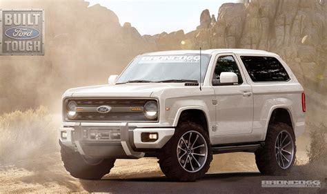Official Ford Bronco by It S Official Ford Bronco Returns For 2020 Die Cast X