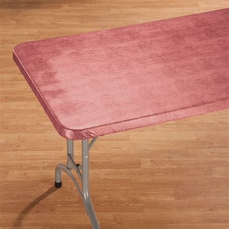 illusion side weave buy illusion weave vinyl elasticized banquet table cover