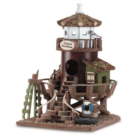 Wholesale Home Decor For Resale wholesale lighthouse station birdhouse buy wholesale