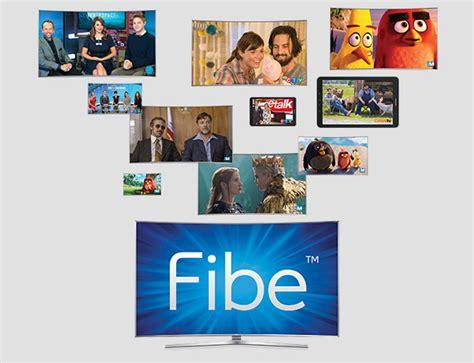 best tv service fibe tv the best tv service bell aliant