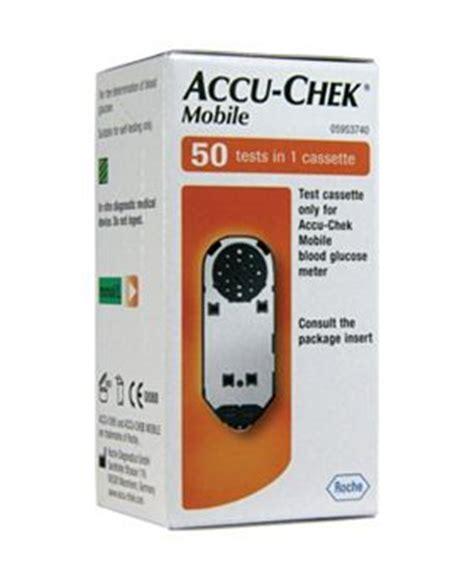 accu chek mobile test cassette 50 strips accu chek mobile test cassette 50 strips boots