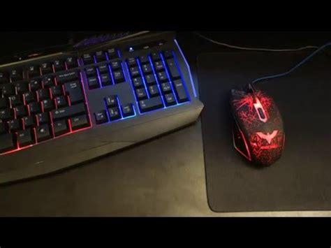 Keyboard Mouse Combo Gaming Havit Hv Hv Kb104cm rii rm400 led gaming keyboard mouse combo bundle ama doovi