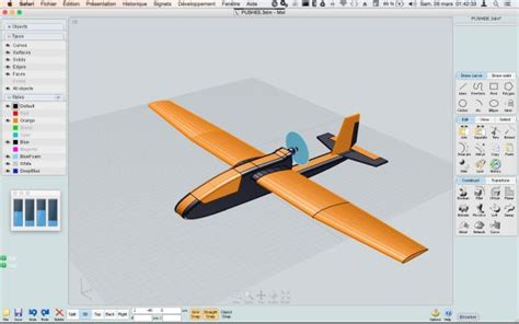 3d Home Plans moi gallery rc pusher plane design