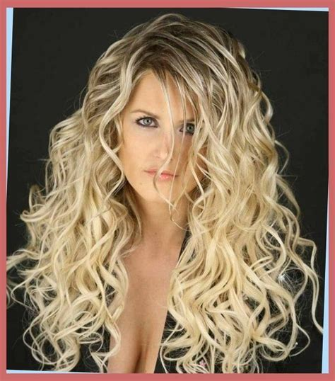 loose curl perm extra long hair best 25 perms long hair ideas on pinterest permed long