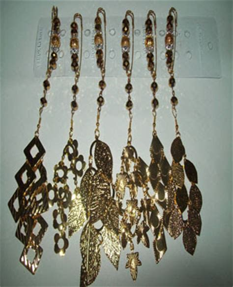 Anting Etnik Emas choosing earrings which pas koyazaka