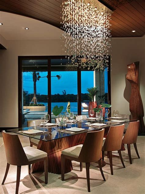 Modern Dining Chandelier Imposing Chandeliers That Aren T Just For Show