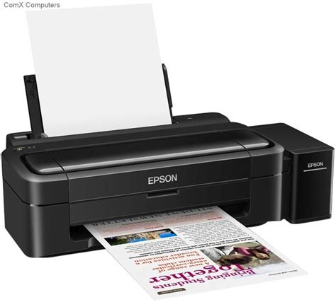 Printer Epson Els Computer specification sheet l130 printer epson l130 inktank system printer