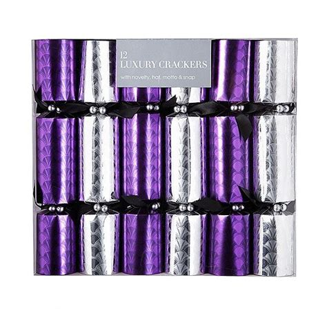 art deco luxury crackers from debenhams best christmas