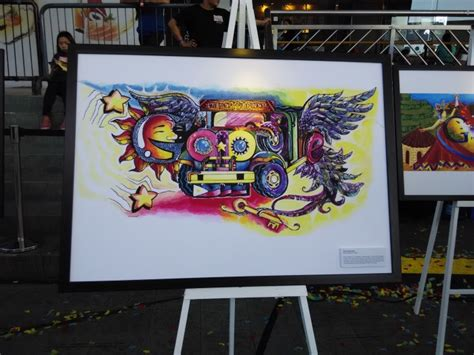 doodle  google winner sari jeepney    google ph marketing interactive