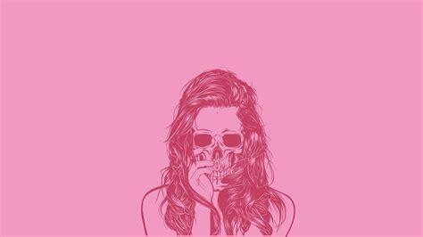 skull desktop wallpaper tumblr skull backgrounds group 77